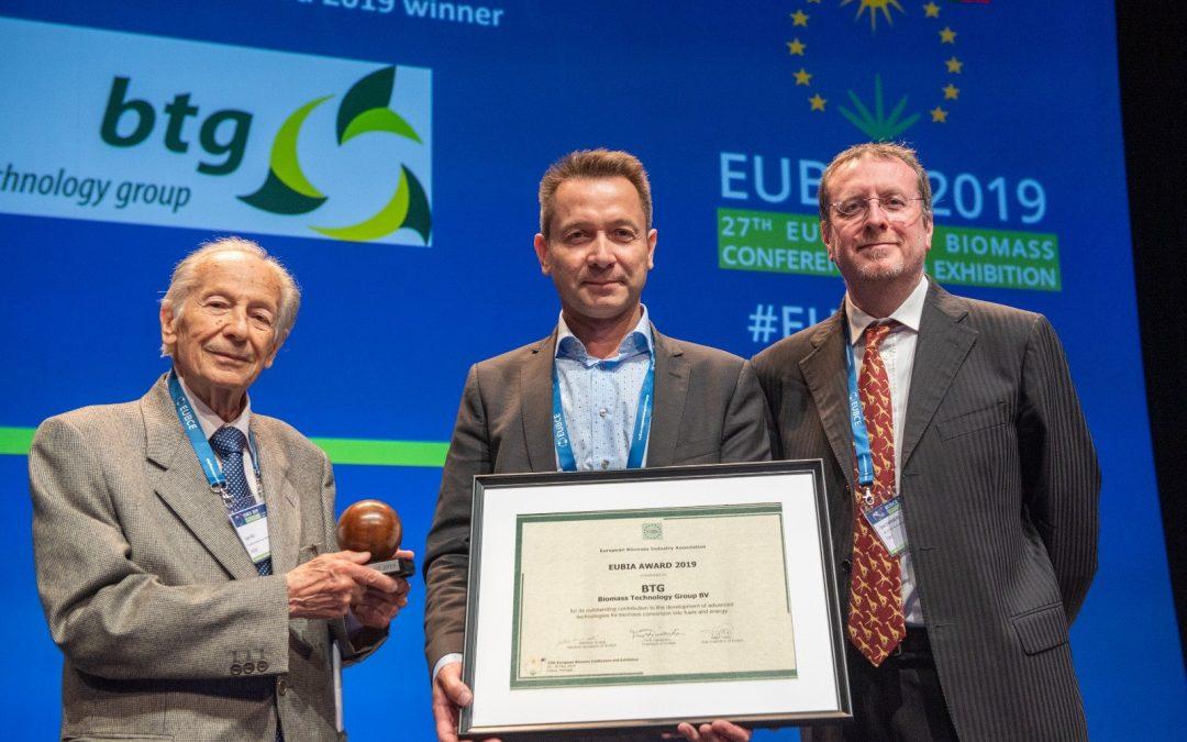 Twents technologiebedrijf BTG sleept Europese prijs binnen