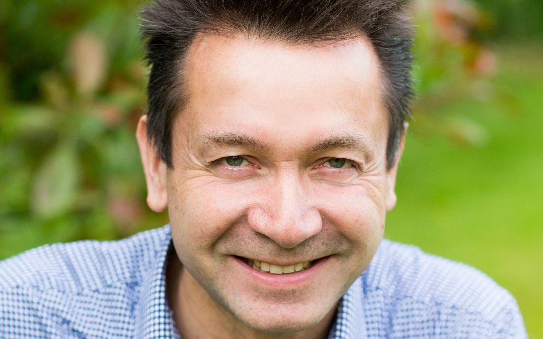 René Venendaal: belangrijke man voor een duurzamer Twente
