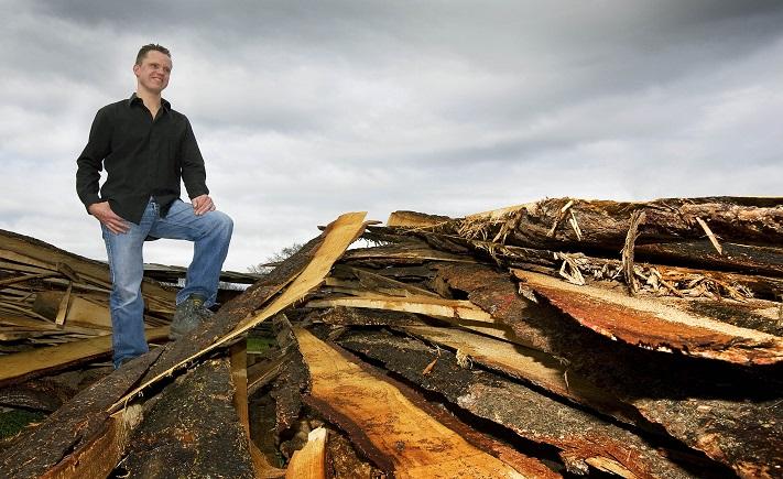 Zweedse auto's rijden op hout dankzij Nederlandse innovatie