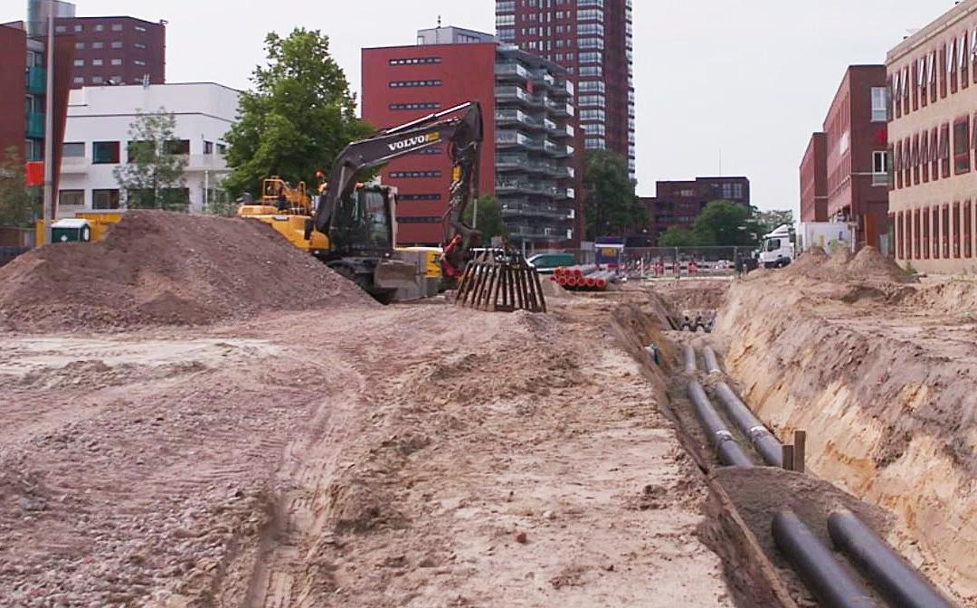 Warmtenet Enschede is de duurzaamste van Nederland
