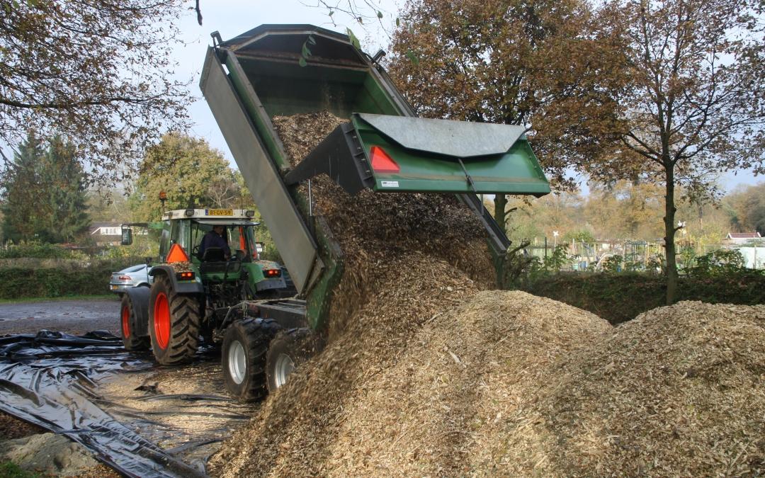 Stikstofdepositie biomassacentrales slechts 0,02% van totaal