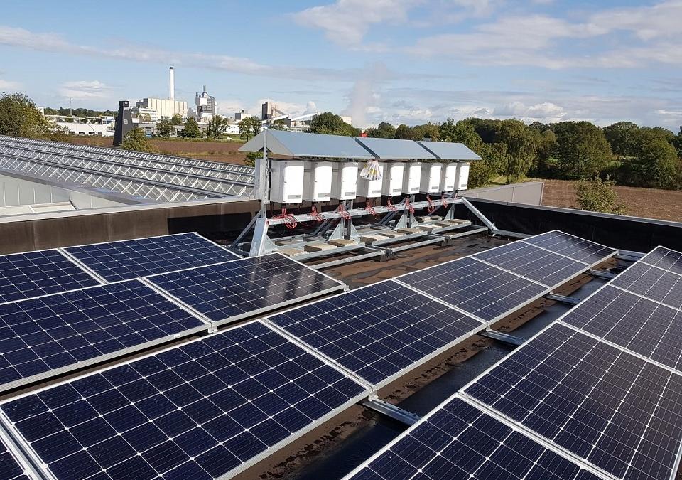 Haalbare duurzaamheid door hybride oplossing