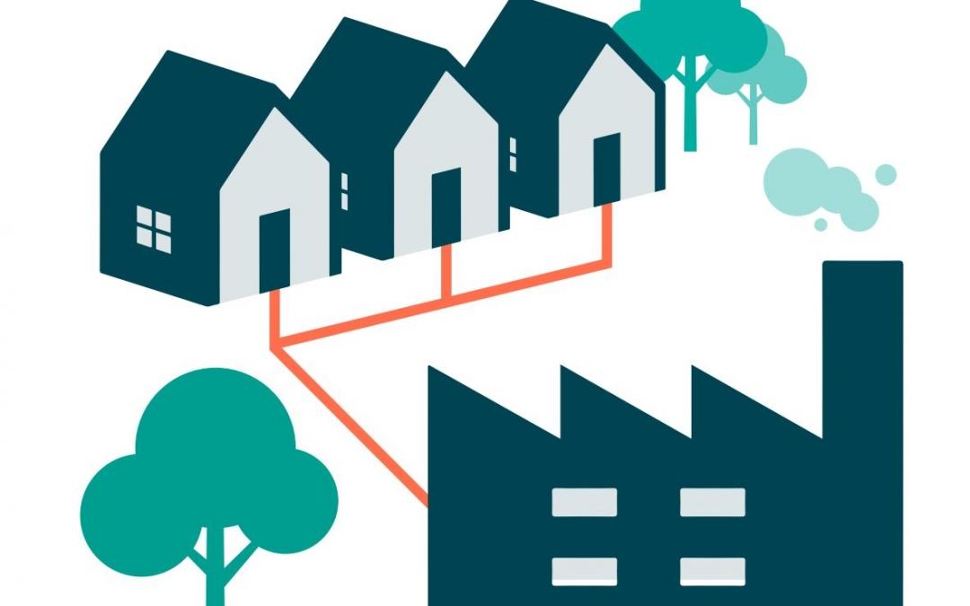 Nieuw akkoord tussen warmtebedrijven en corporaties om woningen op warmtenet aan te sluiten