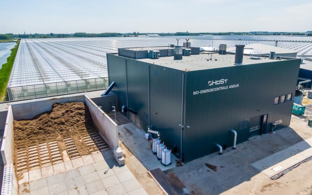 Biocentrale schoner dan aardgas